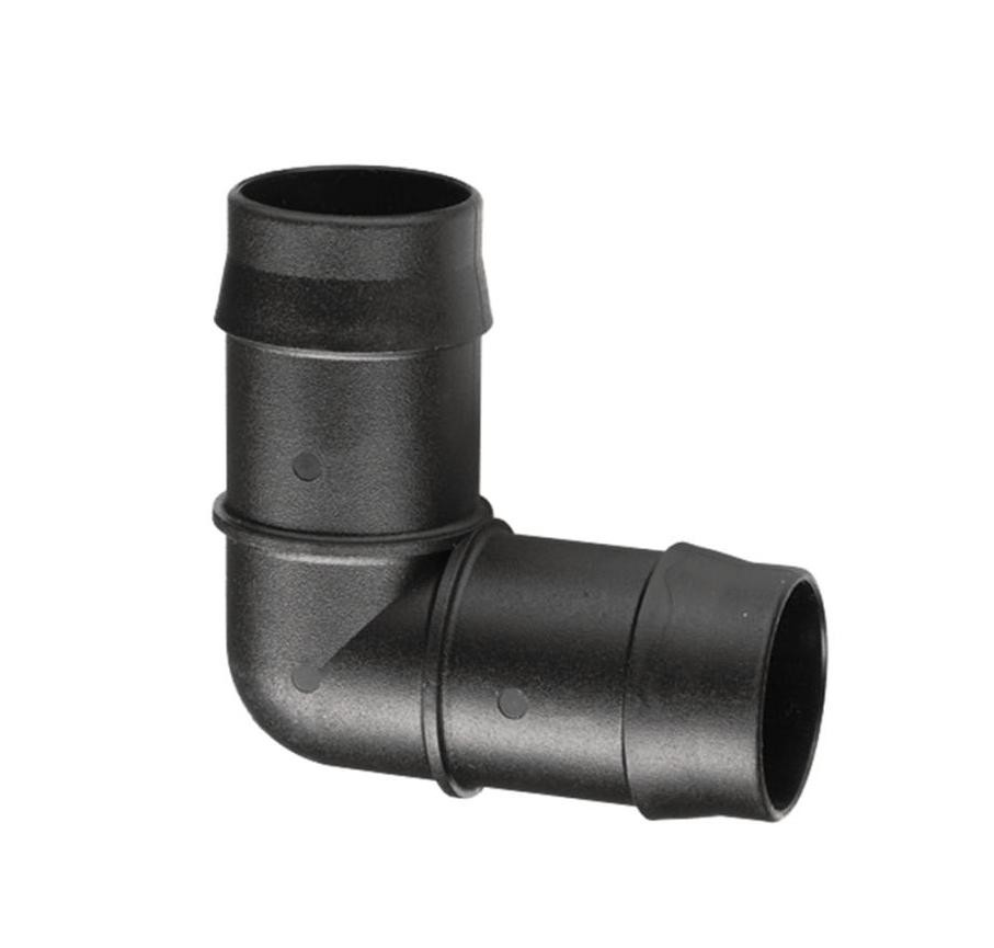 Elbow poly ld mm irrigation soft fittings