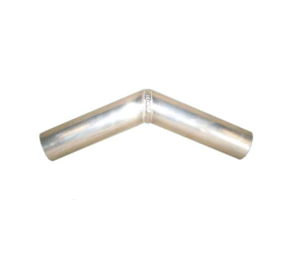 Aluminium Bend Fabricated 80mm 45°
