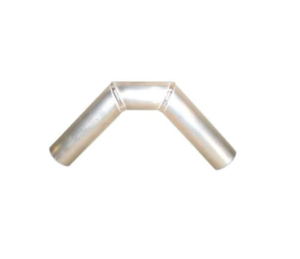 Aluminium Bend Fabricated 50mm 90° - Portable Aluminium Irriagation