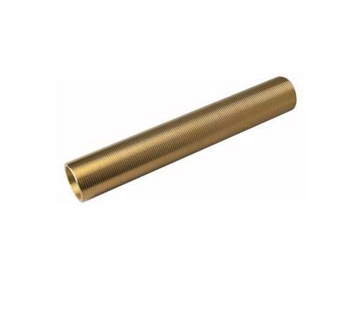 Brass All Thread Pipe Piece 15mm x 300mm