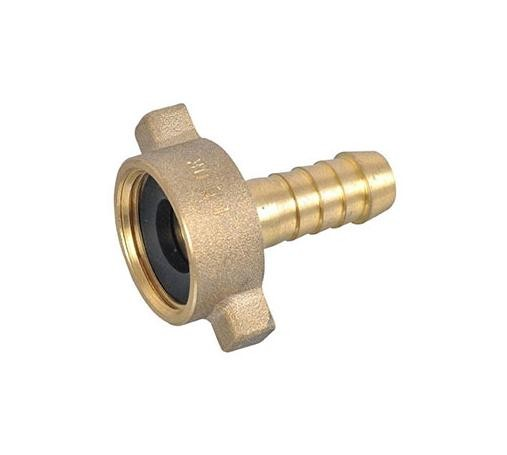 Brass Nut & Tail 15mm