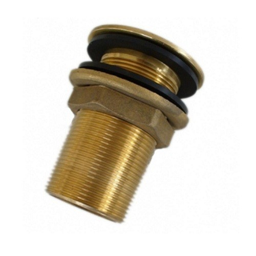 OUTLET TANK BRASS 100MM