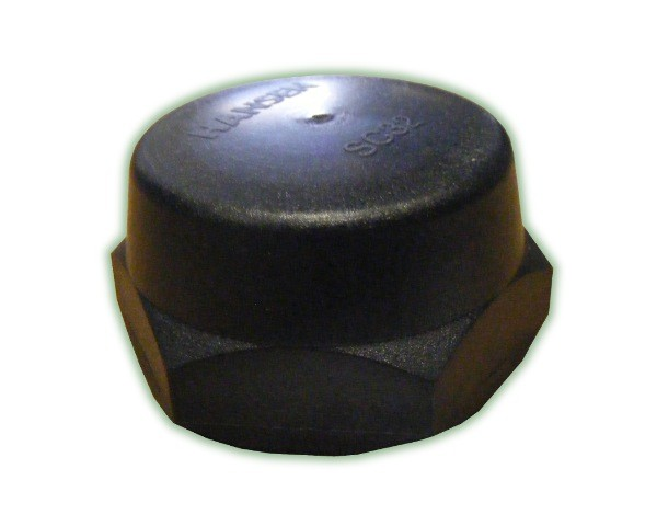 Cap Poly Threaded