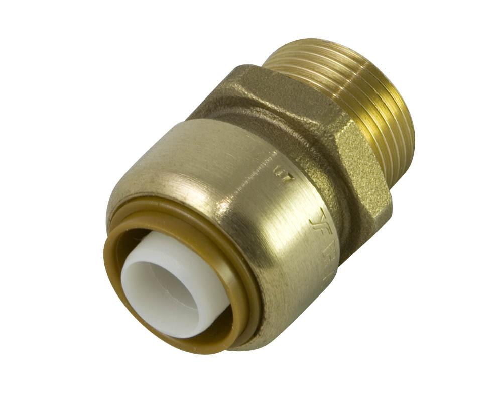 Connect pex 25mm x 25mm mi sharkbite fittings pex pipe for Plastic water pipe pex