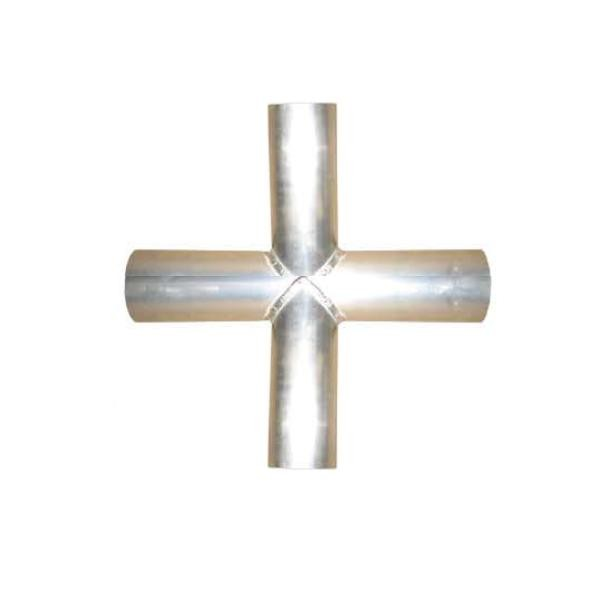 Aluminium Cross Fabricated 100mm