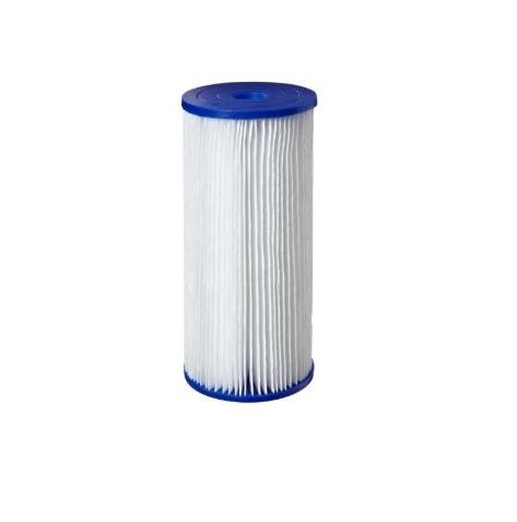 "FILTER PLEATED 20MIC 4.5""x10"""