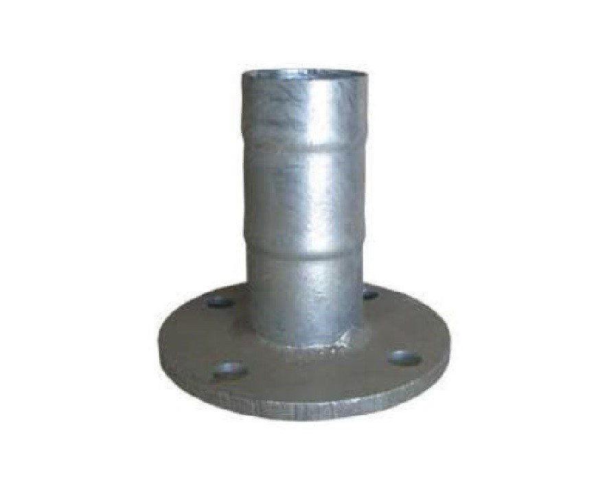 Hose Tail Flanged Galvanized 150mm