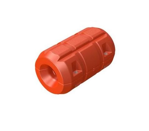 Suction Pipe Float Poly 150mm
