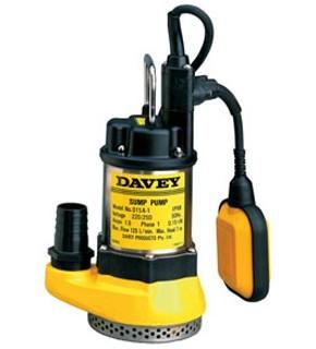 PUMP DAVEY D15A SUMP