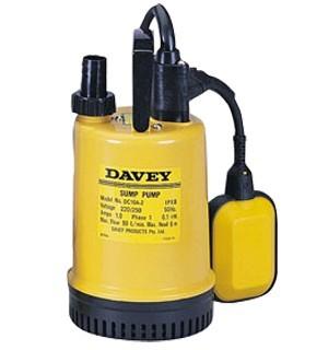 PUMP DAVEY SUMP DC10A