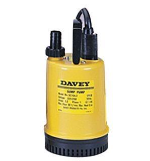 PUMP DAVEY SUMP DC10M