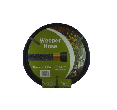 Weeping Soaker Hose Rubber 13mm x 15.2m