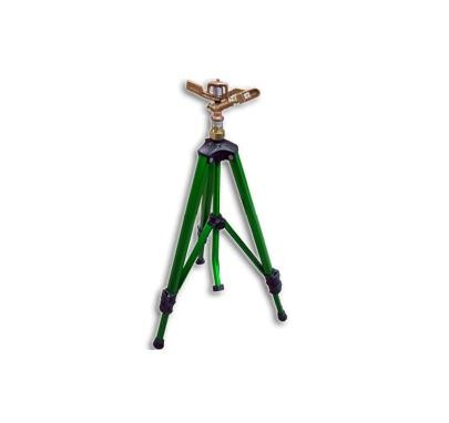 Sprinkler Stand Telescopic Tripod with Brass Part Circle Impactor