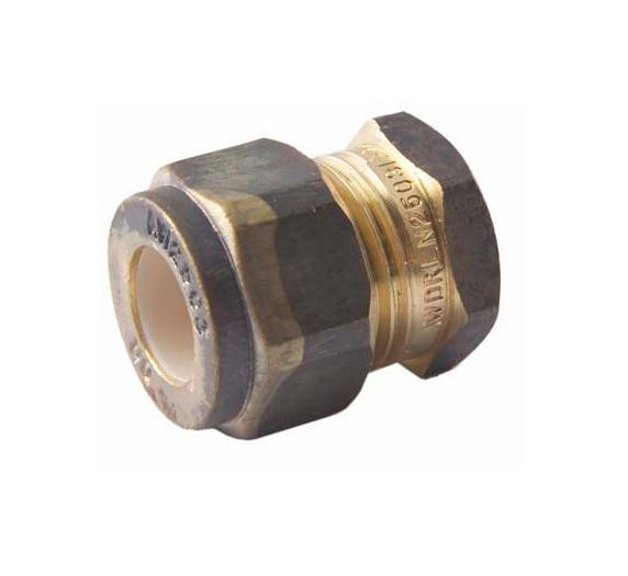 Copper Stop End Compression 15mm