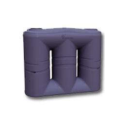 Water Tank Poly Slimline 730mm W x 2065mm H x 2385mm L 2,200 Lt