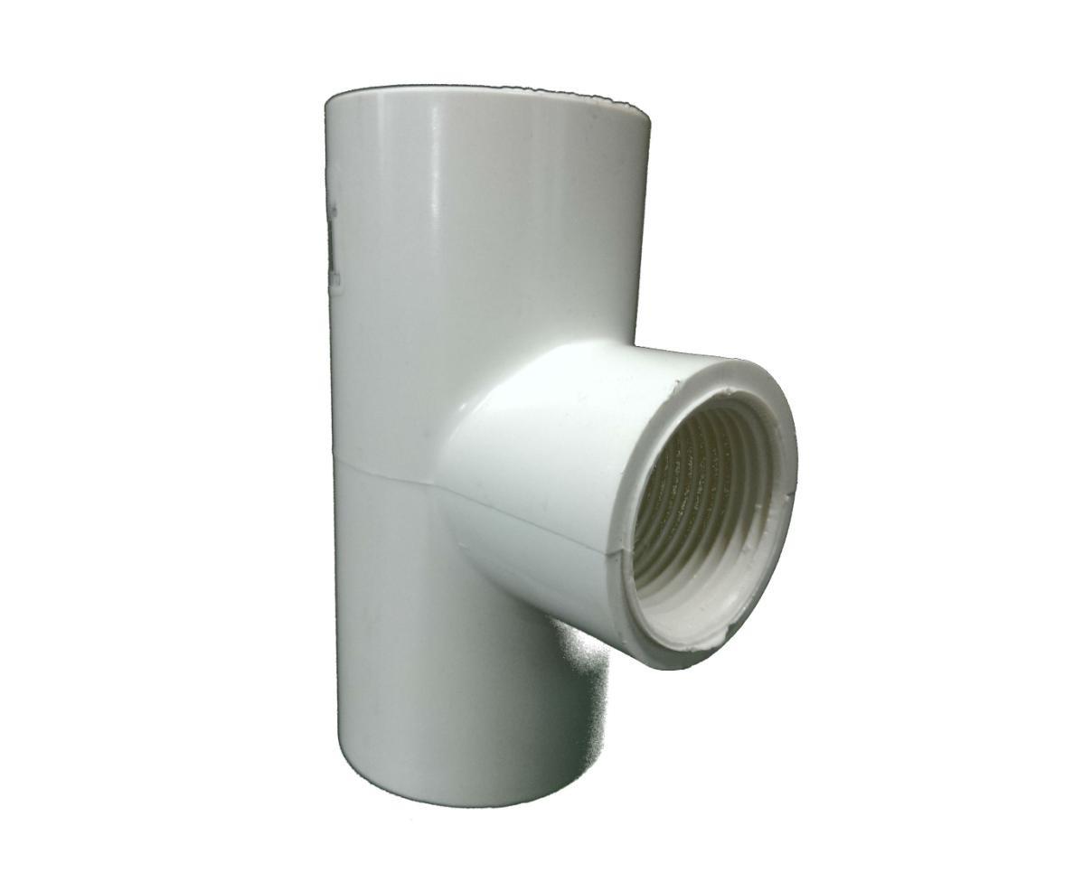 Tee Faucet PVC
