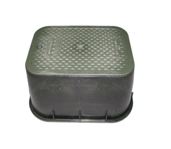 Valve Box Rectangular Commercial 1419-12