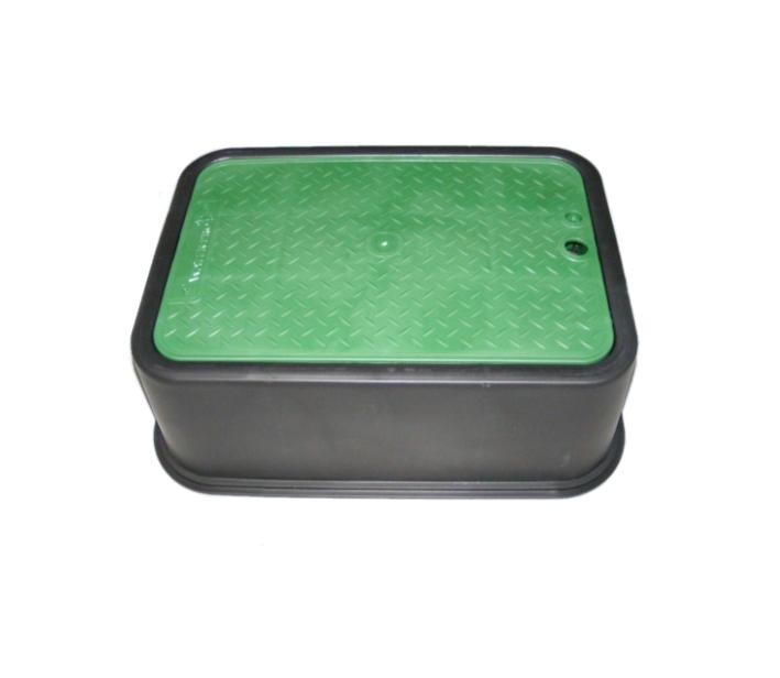Valve Box Rectangular Domestic 1419-6