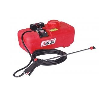 Weed Sprayer Silvan Rechargeable 20l 12volt