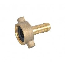 Brass Nut & Tail 25mm