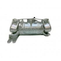 Aluminium Coupling Custom Complete 80mm