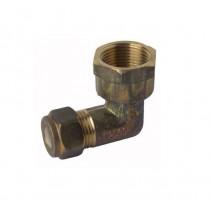 Copper Elbow Compression 20mm x 15mm Female