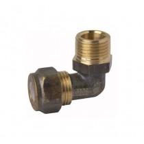 Copper Elbow Compression 20mm x 20mm Male