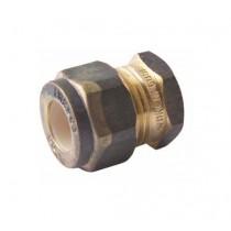 Copper Stop End Compression 20mm