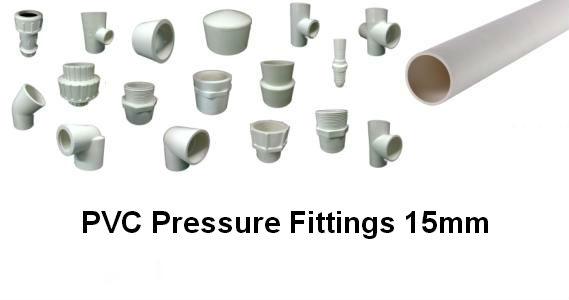PVC Fittings 150mm - PVC Pipe & Fittings - Pipe & Fittings